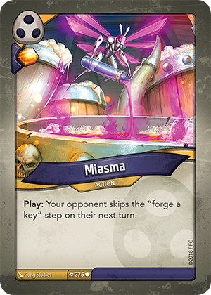Card image for Miasma