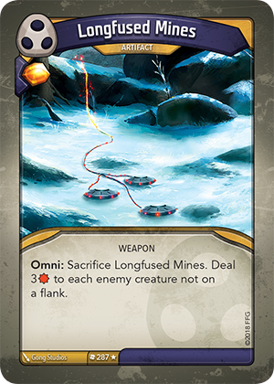 Card image for Longfused Mines