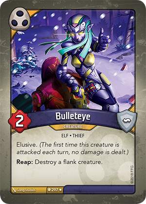 Card image for Bulleteye