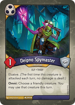 Card image for Deipno Spymaster