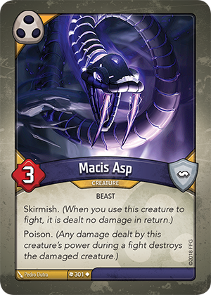 Card image for Macis Asp