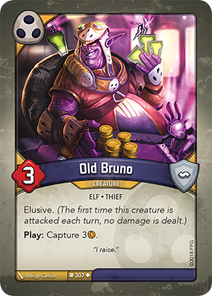 Card image for Old Bruno