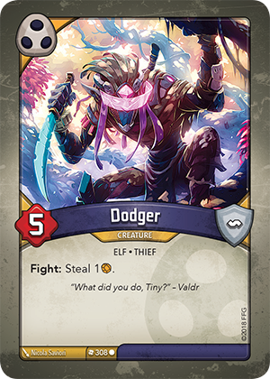 Card image for Dodger