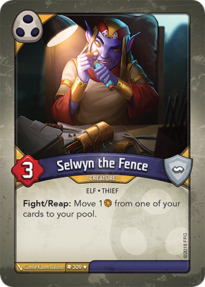 Card image for Selwyn the Fence