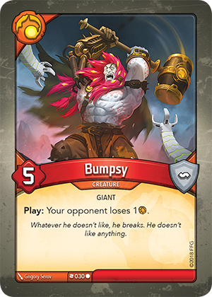 Card image for Bumpsy