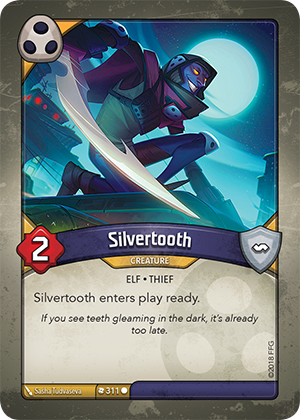 Card image for Silvertooth