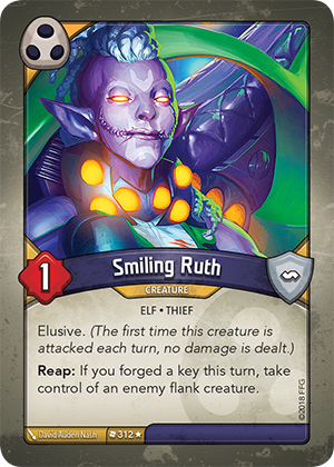 Card image for Smiling Ruth