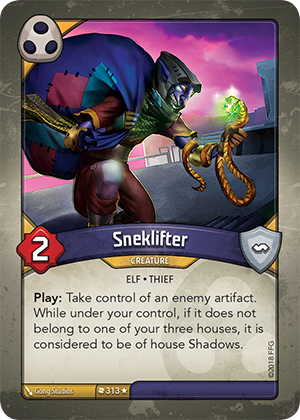Card image for Sneklifter