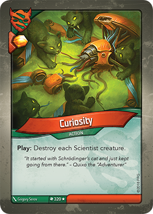 Card image for Curiosity