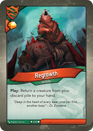 Card image for Regrowth