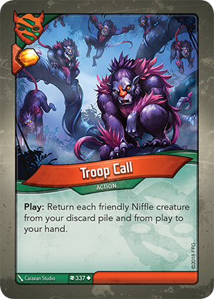 Card image for Troop Call