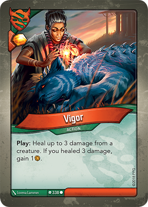 Card image for Vigor