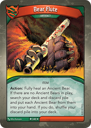 Card image for Bear Flute