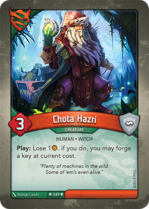 Card image for Chota Hazri