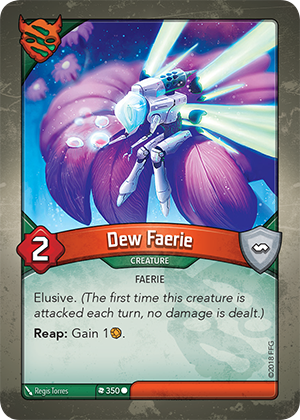 Card image for Dew Faerie