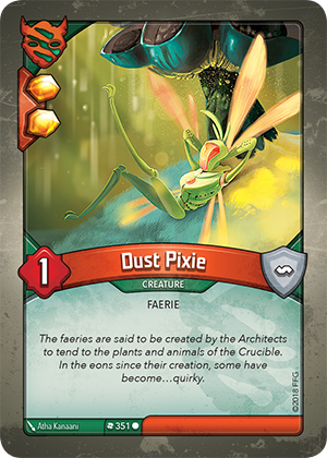 Card image for Dust Pixie