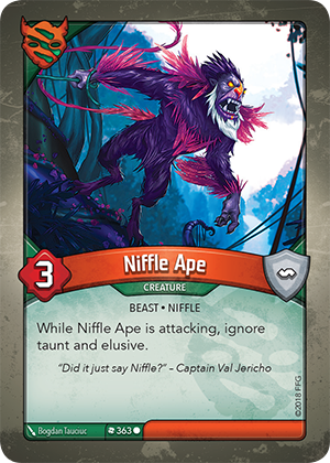 Card image for Niffle Ape