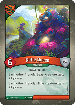 Card image for Niffle Queen