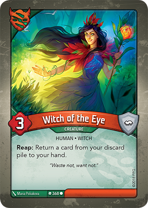 Card image for Witch of the Eye