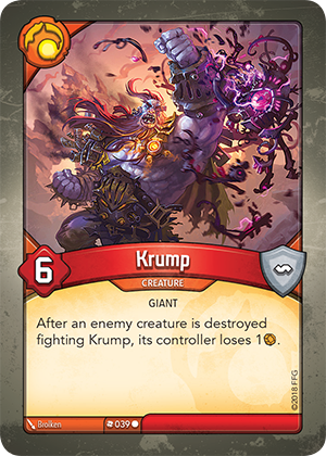 Card image for Krump