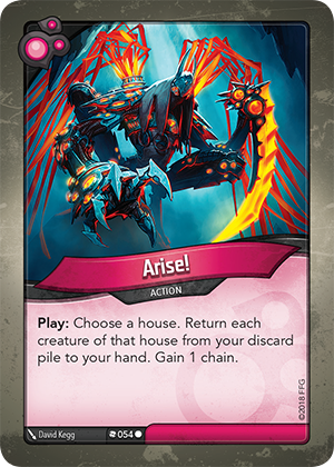 Card image for Arise!