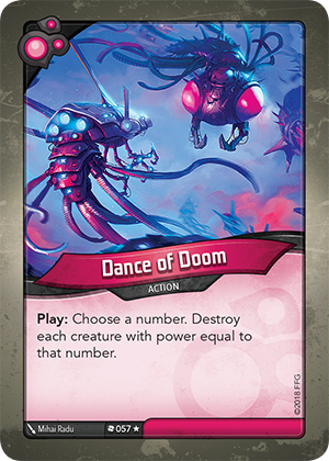 Card image for Dance of Doom
