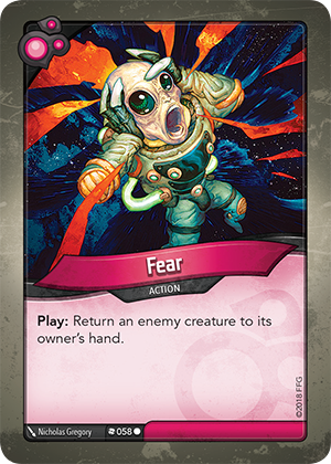 Card image for Fear