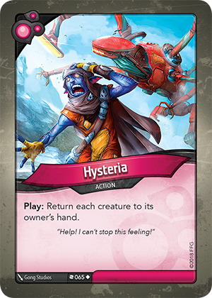 Card image for Hysteria