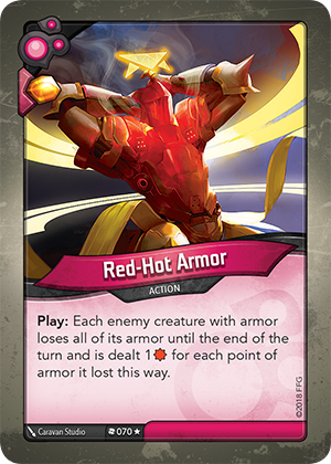 Card image for Red-Hot Armor