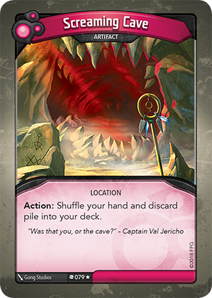 Card image for Screaming Cave