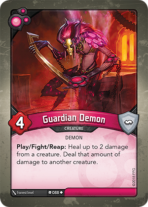 Card image for Guardian Demon