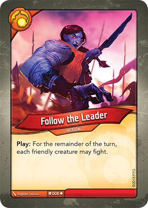 Card image for Follow the Leader