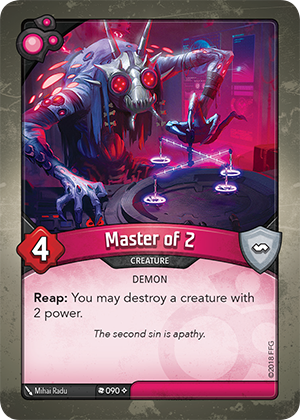 Card image for Master of 2