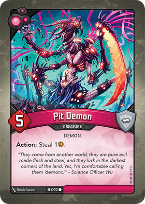 Card image for Pit Demon