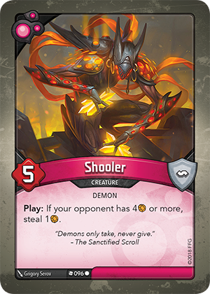 Card image for Shooler