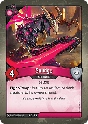 Card image for Snudge