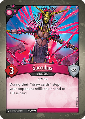 Card image for Succubus