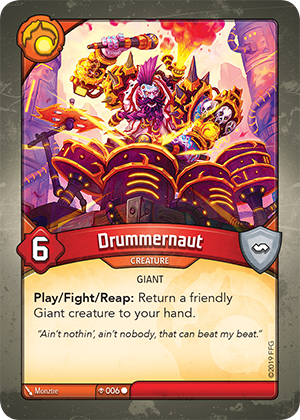 Card image for Drummernaut