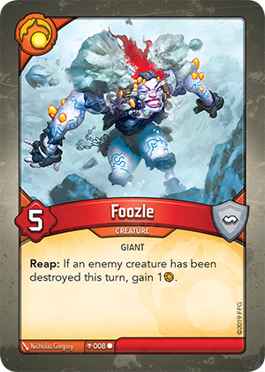 Card image for Foozle