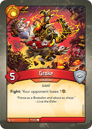 Card image for Groke