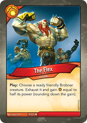 Card image for The Flex
