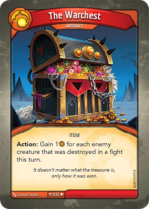 Card image for The Warchest