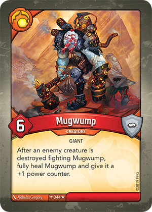 Card image for Mugwump
