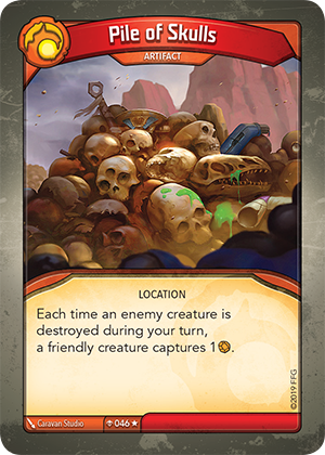 Card image for Pile of Skulls