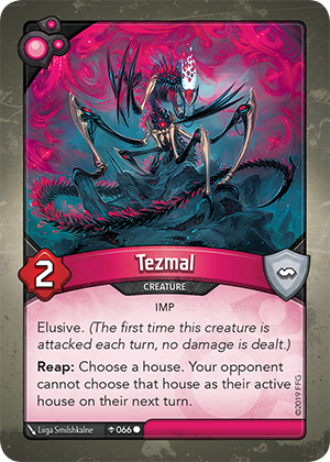 Card image for Tezmal