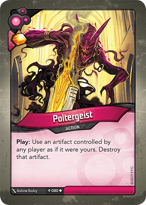 Card image for Poltergeist