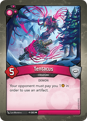 Card image for Tentacus