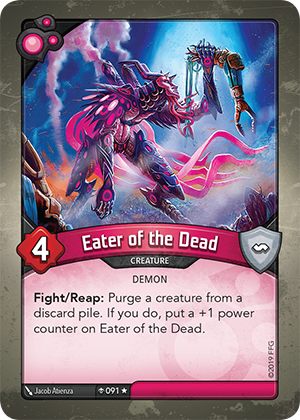 Card image for Eater of the Dead