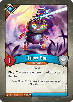 Card image for Helper Bot