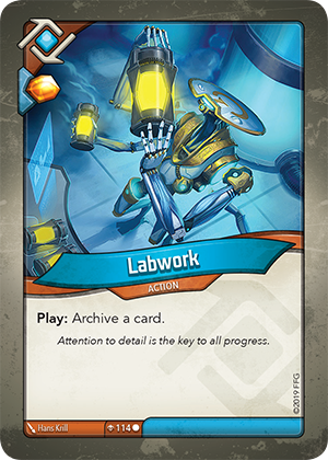 Card image for Labwork